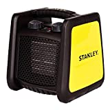STANLEY ST-221A-120 Electric Heater, Black, Yellow