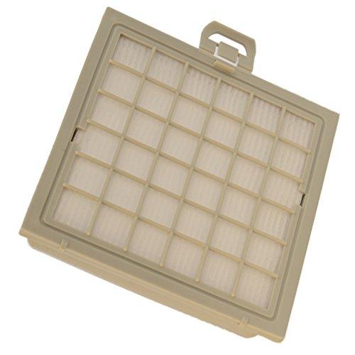 1 HEPA-Filter geeignet für Bosch BSG 8330 ergomaxx professional von Staubbeutel-Profi®