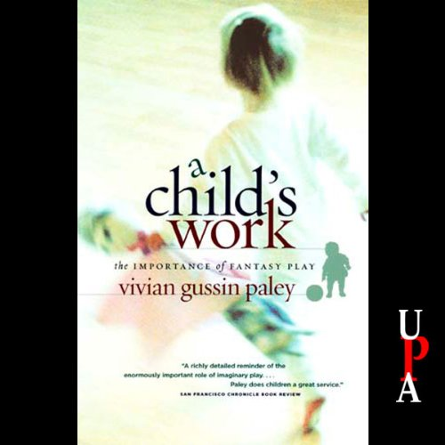 A Child's Work audiobook cover art