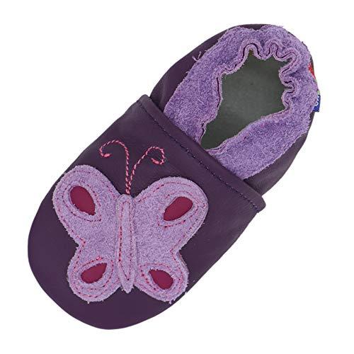 Carozoo Purple Butterfly Flower 7-8y