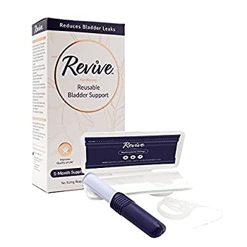 Revive Reusable Bladder Support for Women FDA Approved One Size Fits Most Works for Stress Urinary Incontinence  Light Bladder Leaks   Not Urge Incontinence