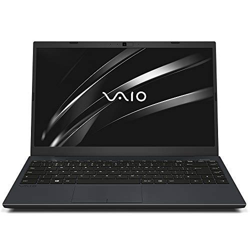 VAIO FE14 VJFE41F11X-B1021H Intel Core i5, 12GB, SSD 256GB, 14' Full HD, Linux - Chumbo Escuro