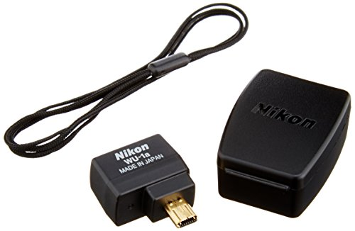 Nikon ワイヤレスモバイルアダプター WU-1a