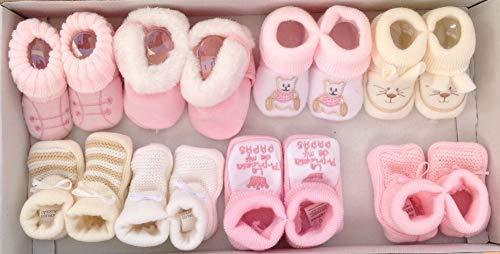 Patucos Bebe Niña