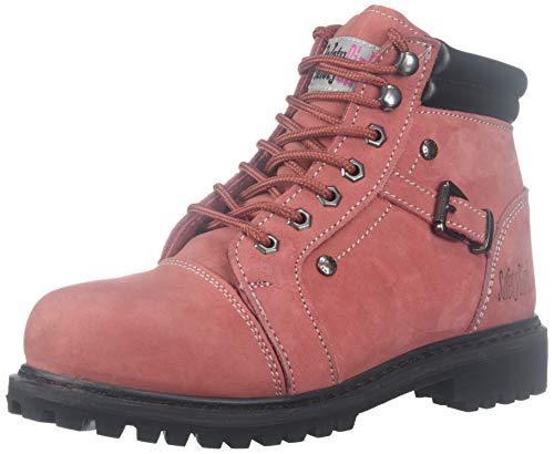 Pink Kid Work Boots