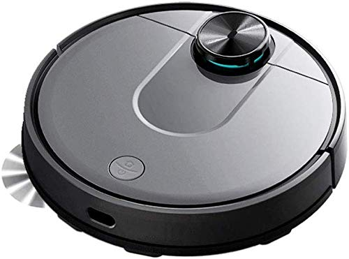 Learn More About CUUYQ Smart Sweeping Robot, Super-Strong Suction Robot Vacuum Cleaner Ultra Slim Sm...