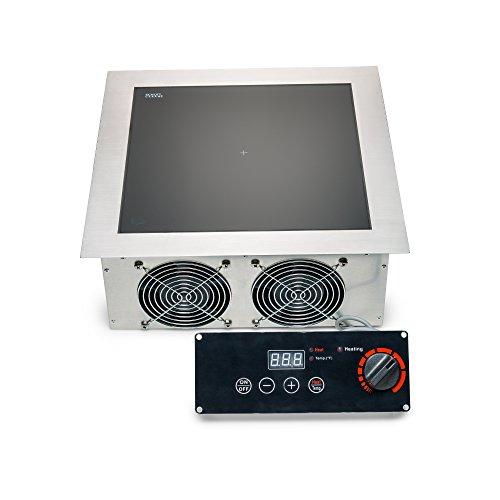 Bon Chef 12085 Drop-in Induction Range, 208-240V, 3500W, 14-13/64