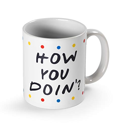 Friends - Taza How You Doin' - Dots, 320ml