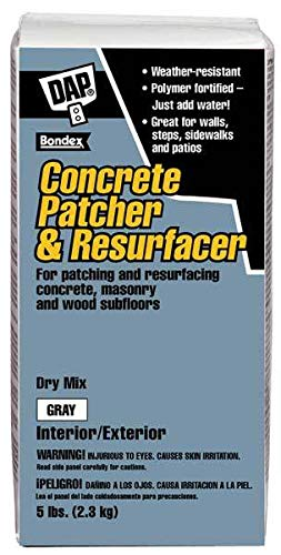 Concrete Patcher and Resurfacer 5 lb. Gray Patch and Resurfacer
