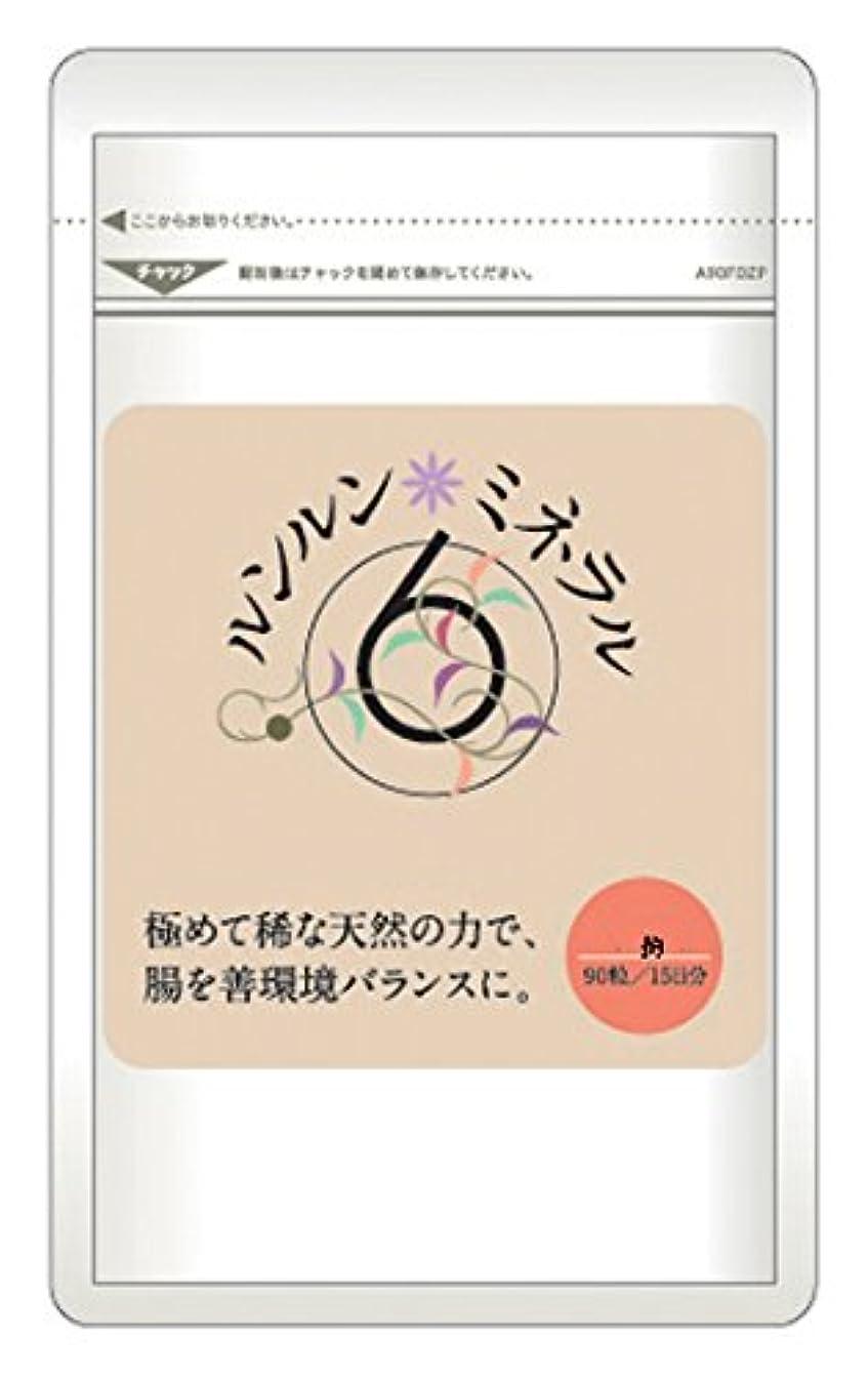 入札村残りルンルンミネラル6 (0.2g×90粒)×2袋入