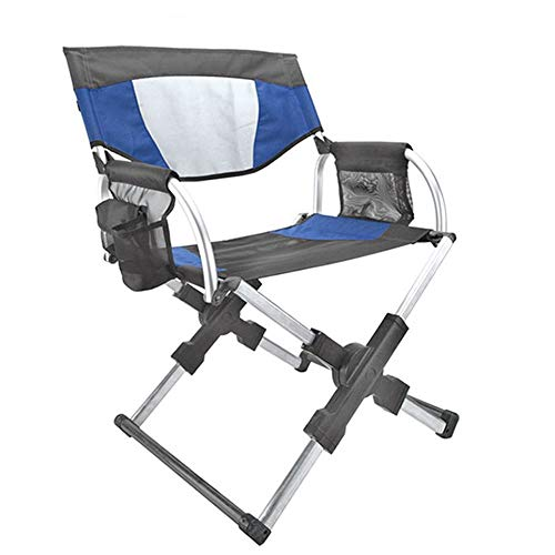 ZK Outdoor Compact Folding Camp Chair with Carry Bag,Ultralight Camping Chair,Folding, Compact, Lightweight & Portable,Comfortable Design. Best For RV, Hiking, Fishing, Hunting, Kayaking, Backpacking,