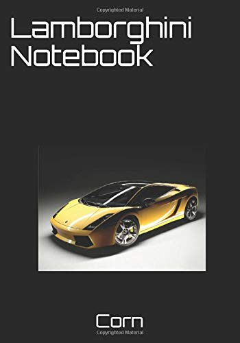 Lamborghini Notebook