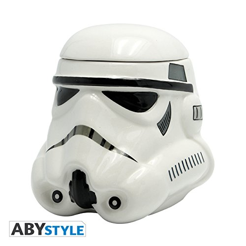 ABYstyle - STAR WARS - Taza 3D - Trooper