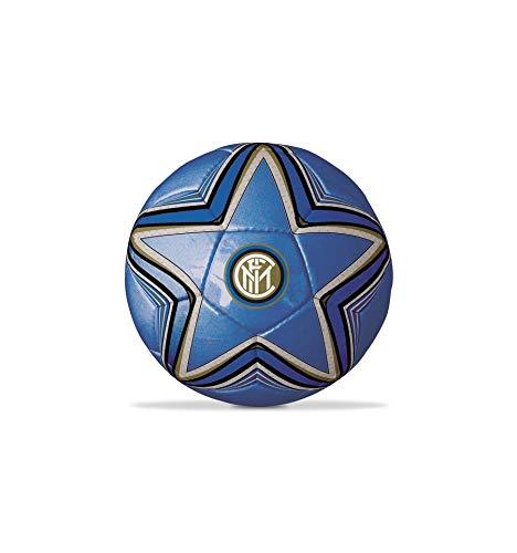 MONDO Novidea Pallone da Calcio Inter F.C. in Cuoio Prodotto Ufficiale