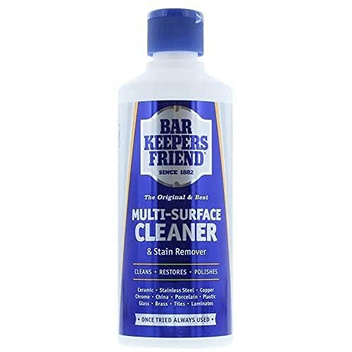 Home Care Bar Keepers Friend Multi Surface Household Cleaner & Stain...