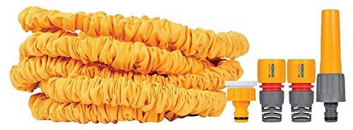 Hozelock 8230 8000 30m Superhoze Hosepipe, Yellow & G