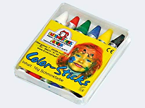 Generique - Crayons Maquillage 6 Couleurs