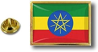 Spilla Pin pin's Spille spilletta Giacca Bandiera Distintivo Badge Etiopia