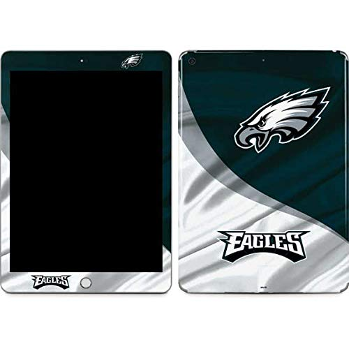 Skinit Decal Tablet Skin Compatible with iPad 9.7in (2018) - Officially Licensed NFL Philadelphia Eagles Design