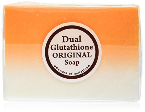 Kojic Acid and Glutathione Dual Whitening/Bleaching Soap