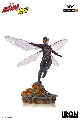 Iron Studios Studios-13818-10 Estatua 25 cm. Ant-Man y la Avispa. BDS Art Scale. Escala 1:10 (13818-10)