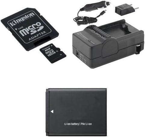 Samsung WB50F Max 89% OFF Digital Camera Accessory SDBP70A Includes: Kit Bat Long-awaited