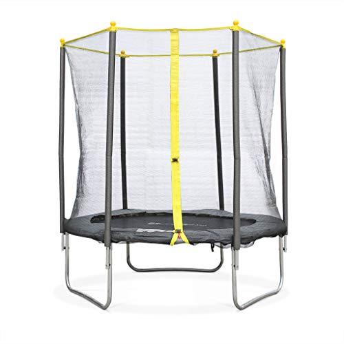Alices Garden - Trampolín de 180 cm, altura de la red de ...