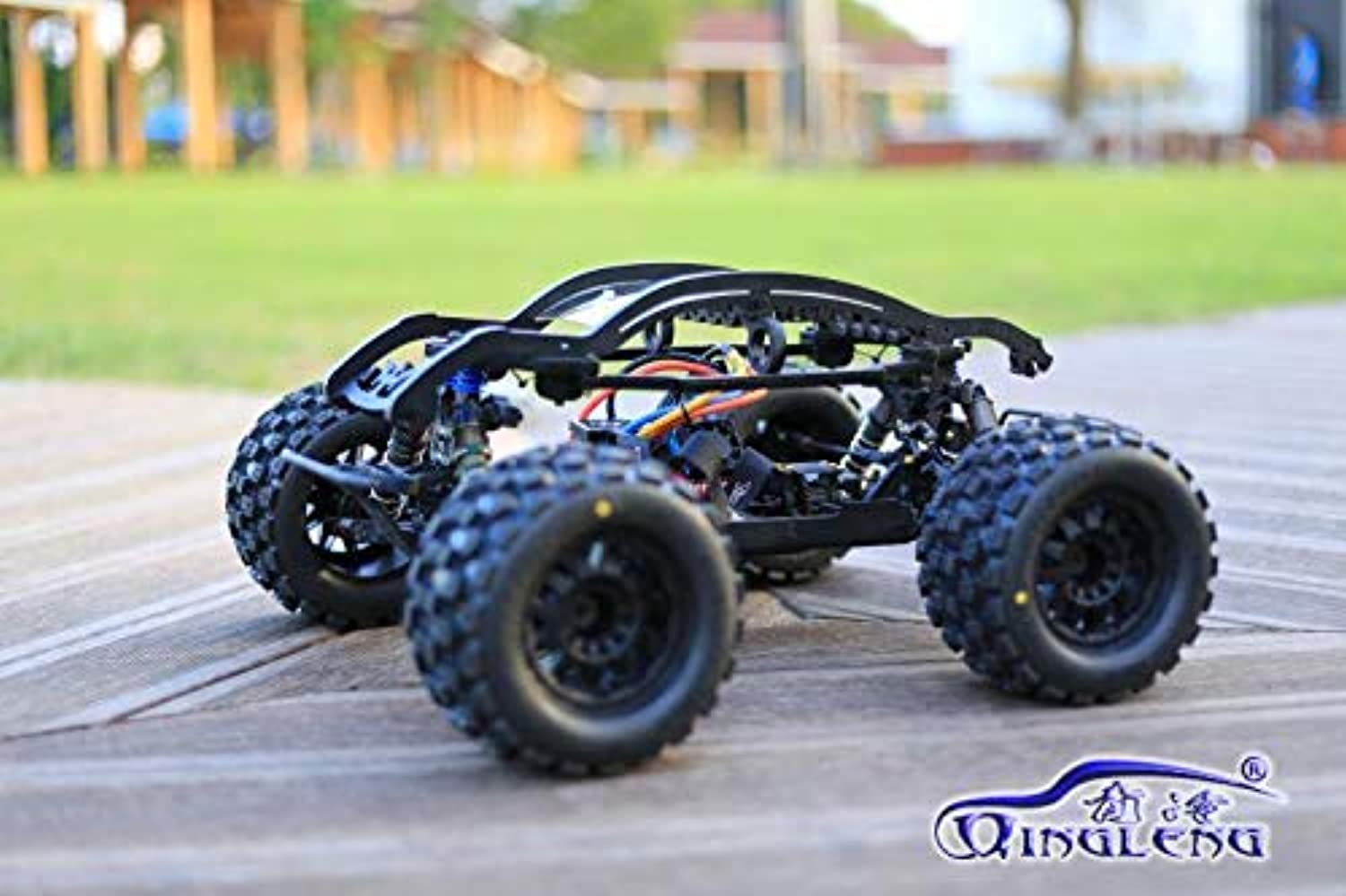 Tamiya 1 10 electric RC Car Series No.418 1 10 RCC boomerang 4WD (2008) 58418