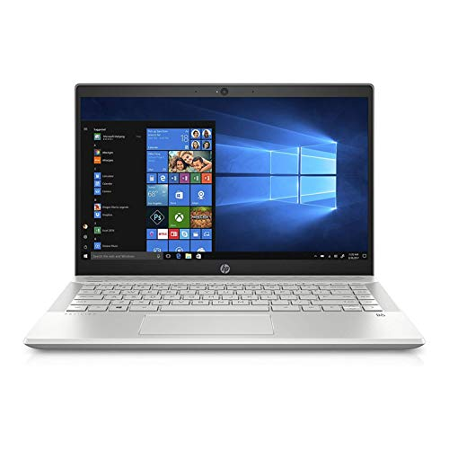 "HP Pavilion 14-ce0024nl Notebook PC, Intel Core i7-8550U, 8 GB di RAM, 256 GB SSD, Display 14"" FHD IPS, Audio B&O PLAY, Argento Minerale [Italia]"