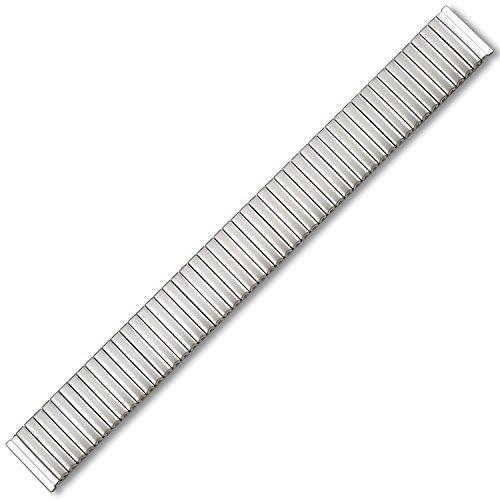 22mm Eichmüller Uhrenarmband Edelstahl Zugband Flexband E24