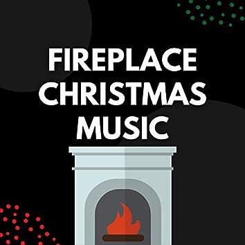 Fireplace Christmas Music
