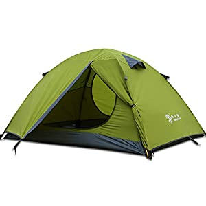 Two Person Camping Tent Outdoor Backpacking