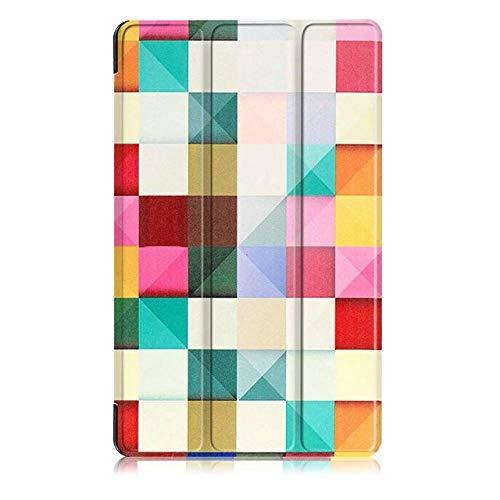 Custodia Smart Cover in pelle PU per Huawei MediaPad M3 8.4 BTV-W09 BTV-DL09 8.4 Custodia per tablet-HuanLiFang