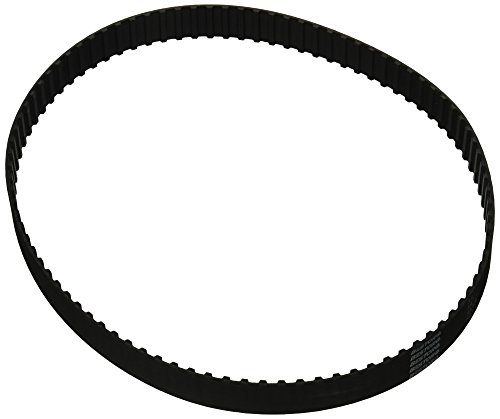 Bestorq 341-L-100 L Correa de distribución, goma, 34.1″ circunferencia exterior, 1″ ancho, 0.375″ paso,…