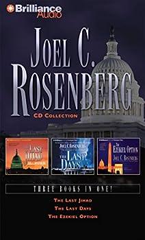 Joel C Rosenberg CD Collection  The Last Jihad The Last Days and The Ezekiel Option