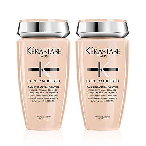 Kerastase Double Curl Manifesto Bain Champú Hidratación 200ml