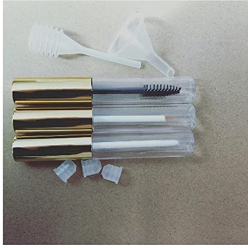 Mascara Vide Tube Eyeliner Bouteille Bouteille Lèvre Gloss Tubes Conteneurs avec Baguettes Brosses Mini Encyclopolie Transfert Pipettes Kit Outils de Maquillage