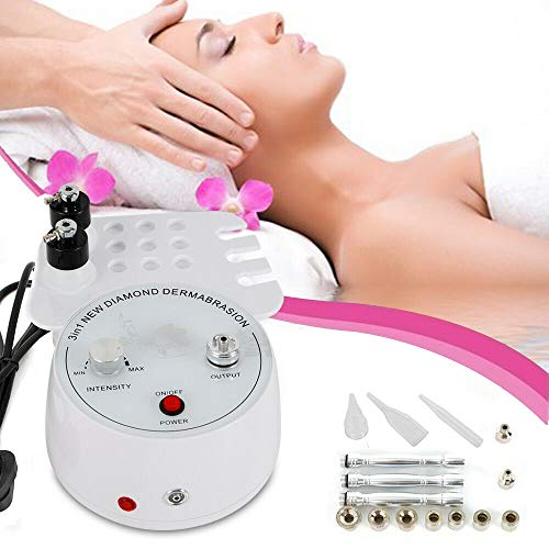 BoTaiDaHong 3in1 Diamond Microdermabrasion Dermabrasion Facial Peel Vacuum Spray Machine 15W Skin Beau-ty Machine