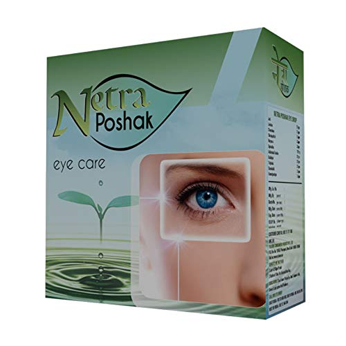 Netra Poshak - Pure Herbal Eye Care Drop for Red...