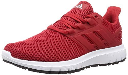 adidas ULTIMASHOW, Zapatillas Hombre, Escarl/Escarl/FTWBLA, 43 1/3 EU