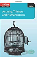 Amazing Thinkers and Humanitarians (Collins English Readers, Level 4)