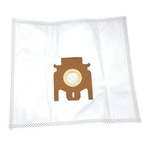 10 Staubsaugerbeutel geeignet für Hoover H60 Sensory, Telios, Amigo, Arianne - Serie - Telios Plus TE70_TE75 011 + 1 Filter