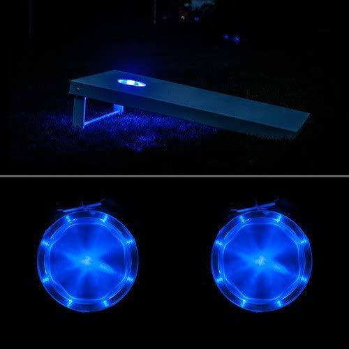 5 ☆ very popular Custom Tailgate Cheap bargain Blue Cornhole Lights