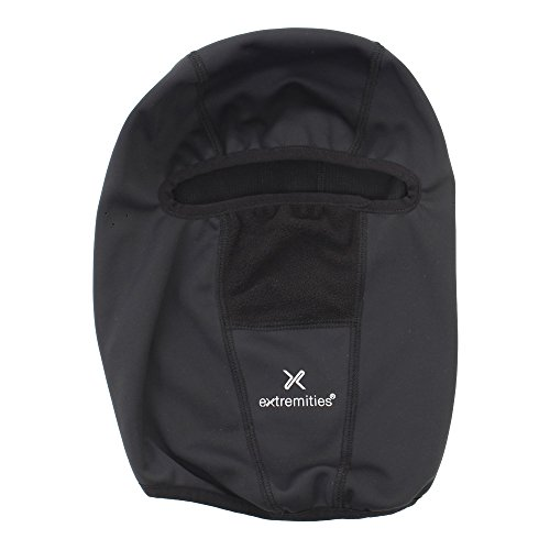 EXTREMITIES WINDSTOPPER GUIDE BALACLAVA BLACK (SIZE SMALL/MEDIUM)