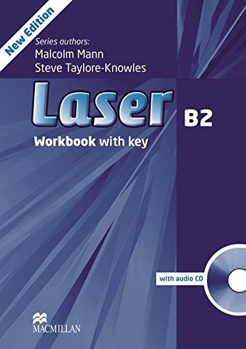 Laser B2 (3rd edition): Workbook with Audio-CD and Key (Laser (3rd edition))