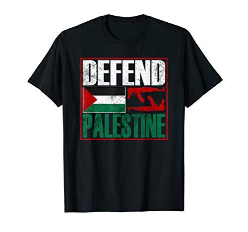Defend Palestine, Free Gaza, Free Palestine, Palestina T-Shirt