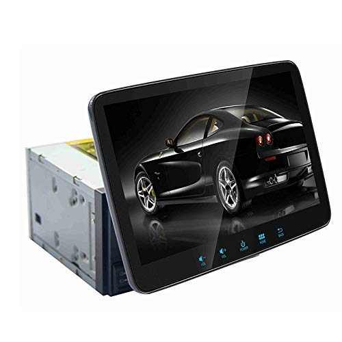 HYCy 2 DIN Android 9.0 Universal Car DVD Player Car Audio 1 + 16GB 2 DIN Universal Car Autoradio 10.1 Pulgadas GPS
