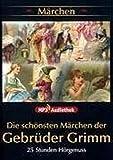 Die schönsten Märchen der Gebrüder Grimm, MP3-DVD-ROM1500 Min.