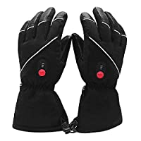 Savior Heated Gloves for Men Women, Skiing Heated Gloves,Arthritis Glove