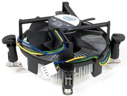 Intel CPU Kühler Sockel 775 Bulkware ORIGINAL (Umkarton)